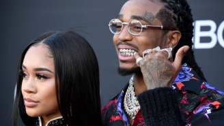 Rapper Quavo Confirms He Repo'd Ex-GF Saweetie's Bentley After Their Break Up In New Song
