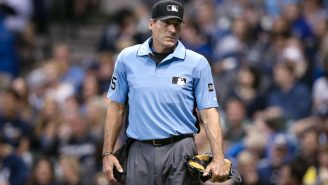 Angel Hernandez Is Major League Baseball's Worst Umpire And He's Already Making Horrible Calls Behind The Plate