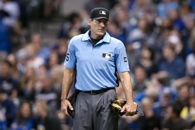 Angel Hernandez MLB Umpire