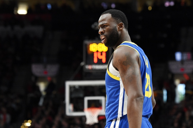 Draymond Green Said He's Tired Of Seeing WNBA Players Complain About Pay And People Were Instantly Mad At Him Over His Comments
