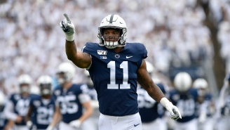 NFL Prospect Micah Parsons On His Mindset Before The Draft, How He Got The Nickname 'The Waterboy', And How He Plans To Spend His First NFL Paycheck