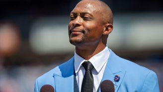 Eddie George Was Hired As The Head Coach At Tennessee State And He's Already Targeting NFL Coaches For His Staff