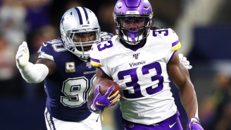Vikings' Dalvin Cook Considered Changing His Jersey Number Until The NFL Told Him It Would Cost $1.5 Million To Do So