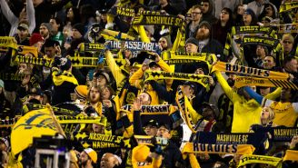 Soccer In Nashville Is A Beer-Drinking, Drum-Banging Party That You Need To Experience