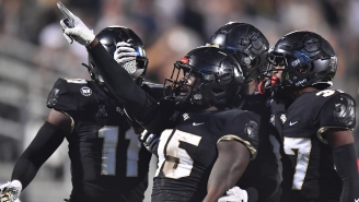UCF Unveils Social Media-Themed Spring Game Uniforms And Football Purists Are Furious