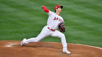 Shohei Ohtani Did Something That Hasn't Been Done Since 1976 And Hit A Ball Into Outer Space In The Process