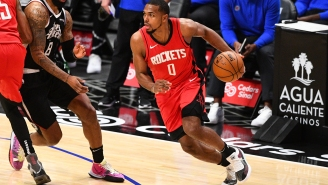 Houston Rockets Feared For Sterling Brown's Life After He Was Attacked At Miami Strip Club 'He Could Have Died'