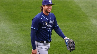 Rays Outfielder Brett Phillips Trolls Yankees Fans Yelling And Cursing At Him After Tampa Sweeped NY