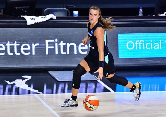 Sabrina Ionescu New York Liberty WNBA