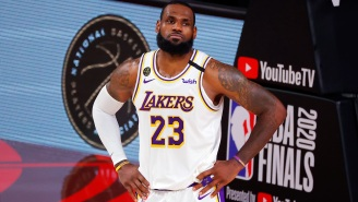 Cops Are Mocking LeBron James In Viral TikTok Trend For Telling Them How To Do Their Jobs After He Targeted Police Officer On Twitter