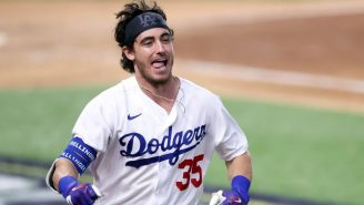 L.A. Dodgers Outfielder Cody Bellinger Is A Postmates Fiend And His Eating Habits Are Extremely Relatable