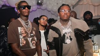 Young Thug And Gunna Casually Showing Up To Post Bail For 30 Atlanta Inmates Is Such A Cool Move