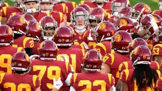 Homeless Imposter Posed As USC Football Player For Multiple Days, Ate Team Meals, And Even Fielded Punts