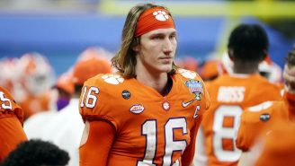 Trevor Lawrence Responds To Critics Who Questioned His Work Ethic And Motivation