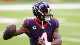 Houston Texans Edit Out Deshaun Watson From Intro Video For In-House TV Show Amid Sexual Assault Allegations
