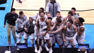 Dwyane Wade Reacts To Gonzaga's Jalen Suggs Saying He Was Inspired By Him During Wild Game-Winning Shot Vs UCLA