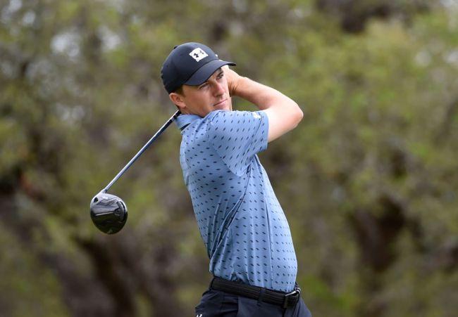 Jordan Spieth Valero Texas Open
