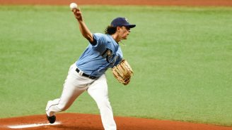 Tampa Bay Rays Pitcher Brent Honeywell Making His MLB Debut After Four Elbow Surgeries Is What Makes Sports Special