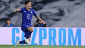 Christian Pulisic Made All Kinds Of History With His Tremendous Goal In The Champions League Semifinal