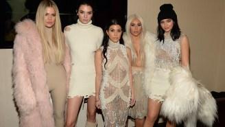 Kardashian Empire Expands To Travis Barker's Body