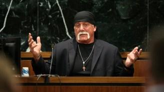 Hulk Hogan Gets Loudly Booed By Tampa Crowd At WrestleMania 37