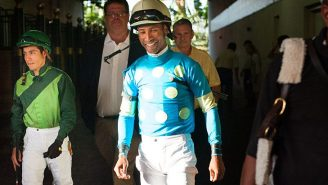 Kendrick Carmouche Will Make History As The First Black Jockey At The Kentucky Derby Since 2013 And His Story Is Incredible