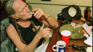 Willie Nelson Calls On President Biden To Make 4/20 A National Holiday