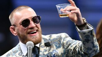 Conor McGregor Buys The Pub Where He Punched An Old Man For Not Drinking His Whiskey, Immediately Denies Him Entry