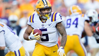 LSU Claims 70-Year-Old Woman Who Made Sexual Harassment Allegations Against Derrius Guice Tried To Extort The School For $100k