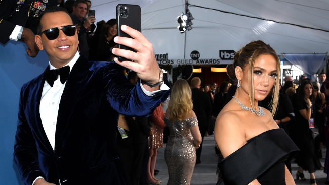 Jennifer Lopez And Alex Rodriguez Were Never Working Through Things