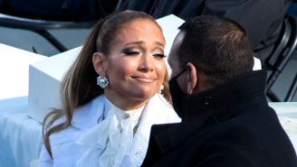 Jennifer Lopez Reportedly Broke Up With A-Rod, Who's Still Posting Pics Of Her, Because She Was 'Miserable'