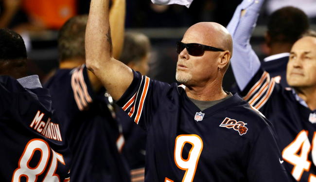 Jim McMahon Best Organization He Played For Was Not The Bears