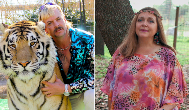 Joe Exotic Accepts Carole Baskins Offer To Reduce Prison Sentence