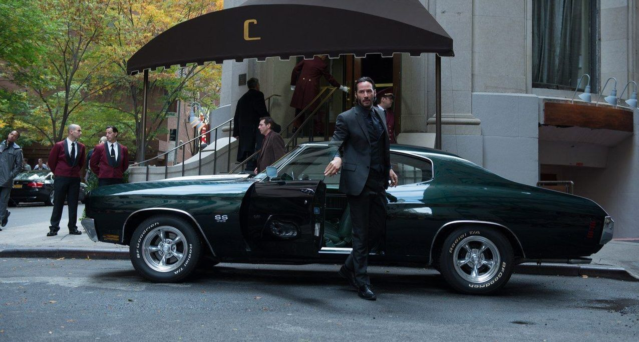 Plot Details For The 'John Wick' Series About The Continental Hotel Have  Finally Emerged – BroBible