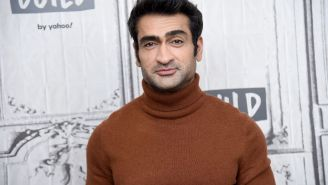Kumail Nanjiani Has Achieved A Truly Flabbergasting Level Of Swoleness