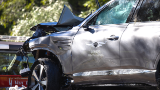 Experts Don't Buy LA County Sheriff's Excuse For Not Releasing Cause Of Tiger Woods' Crash