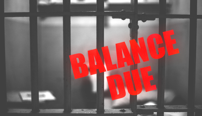 Man Spends Year In Jail Charges Get Dismissed Gets Bill For 4000