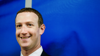 Mark Zuckerberg Gives Odd Explanation For Why He Infamously Caked His Face In Sunscreen