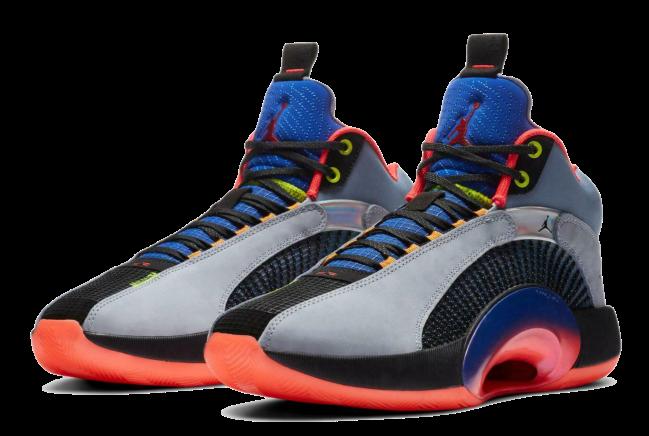 Nike Air Jordan XXXV 35 Center Of Gravity