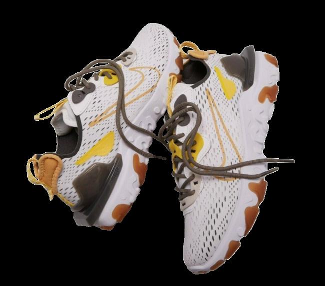 Nike React Vision Honeycomb White