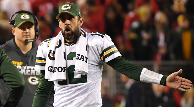 Packers GM Gutekunst Says There's No Way Trading Aaron Rodgers