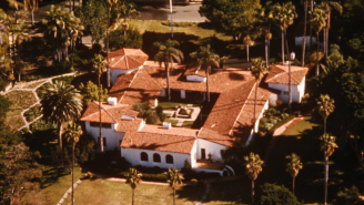 Look Inside The 'Western White House' Owned By Richard Nixon That's Being Sold For $65 Million