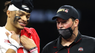 Ohio State Coach Ryan Day Catching Serious Heat For Putting Down Players Who Opted Out