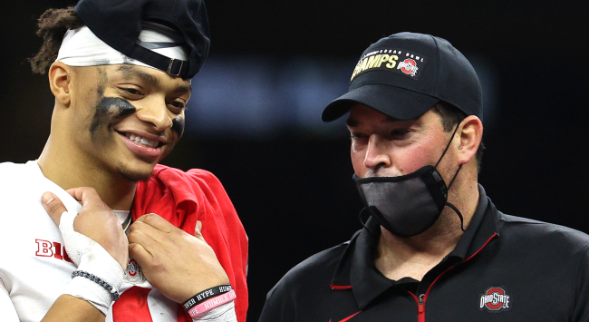 Ryan Day Catching Heat For Putting Down Buckeyes Players Who Opted Out