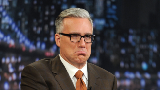 Out Of Touch Keith Olbermann Calls For Boycott Of The Masters Over Lie About Tournament's Name