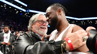 Things Get Awkward After Miami Heat Owner Micky Arison Reacts To Former Heat Player Dwyane Wade Becoming Part-Owner Of Utah Jazz