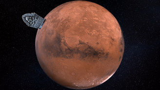 Settlers On Mars Who Die Could End Up Being Eaten By The Other Settlers, Say Experts