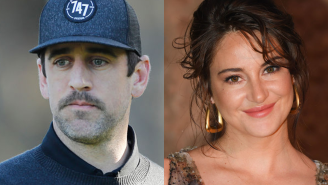 Shailene Woodley's First Instagram With Aaron Rodgers Has Us Terrified Of What's In Store