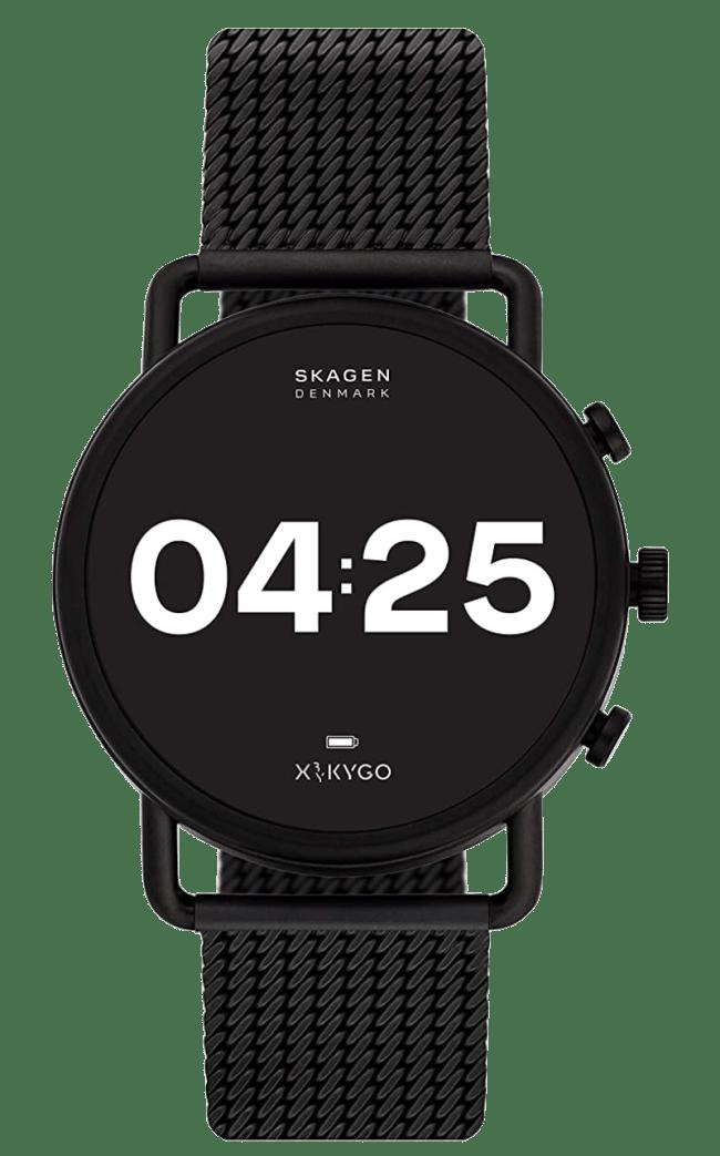 Skagen Connected Falster 3 Gen 5 Stainless Steel Touchscreen Smartwatch