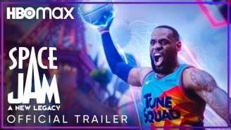 The Official Trailer For 'Space Jam: A New Legacy' Is Here